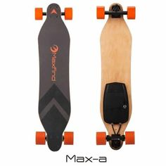 MAXFIND Board Dual Motor Wheels Electric Skateboard Longboard with Remote Control Board Skateboard, Skateboard Bearings, Skateboard Design, Electric Skateboard, Electric Scooter, Skateboards, Gifts For Girls, The Help, Remote