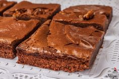 Brownies del Street Food en Gerona #Brownies #Food #hungry #eat #xocolate #chocolate #foodporn