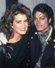 Michael Jackson Brooke Shields