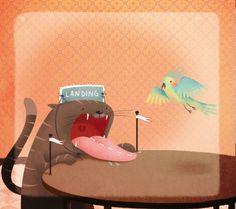 Katya Longhi | Publishing | Drawn to better | Astound.us