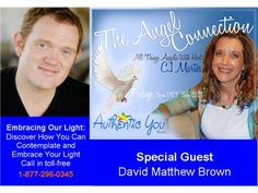 The Angel Connection: Embracing Our Light 03/22 by Authentic You Radio | Blog Talk Radio http://www.blogtalkradio.com/authenticyouradio/2013/03/23/the-angel-connection-embracing-our-light