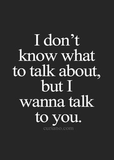 All The Time But I Get So Shy When He's Around Me Lol
