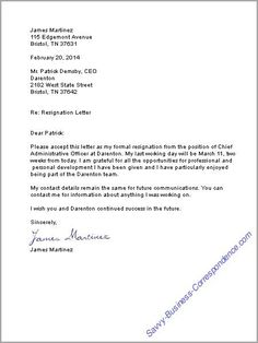 Job Resignation Letter Resignation Letter Formats Seangarrette Free Examples Resume And Paper Controller Resume Example