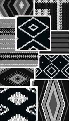 Le Fashion: knits + prints