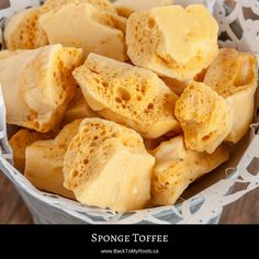 I've been meaning to post this recipe for sponge toffee for two years now. I've had a couple awesome recipes for sponge Candy Recipes, Sweet Recipes, Baking Recipes, Cookie Recipes, Dessert Recipes, My Recipes, Just Desserts, Delicious Desserts, Yummy Food