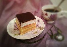 Vatta sütemény Hungarian Recipes, Hungarian Food, Tiramisu, Cheesecake, Sweets, Baking, Ethnic Recipes, Cheesecake Cake, Sweet Pastries