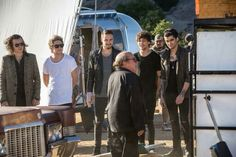 The Steal My Girl video is coming