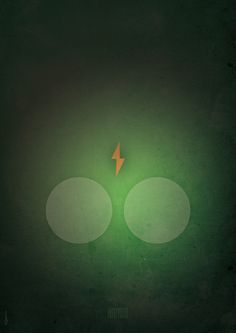 Minimalist Posters : Harry Potter and the Sorceror's Stone