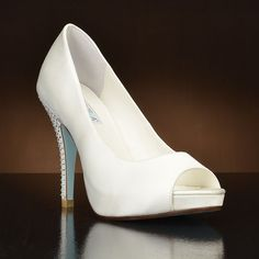 Princess-2 by David Tutera Wedding Shoes at My Glass Slipper