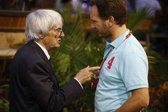 """Ecclestone está seguro de que la f1 se venderá """"antes de final de año"""" #Formula1 #F1 #RussianGP"""