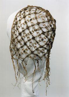 1500-1600 Belgian hairnet.