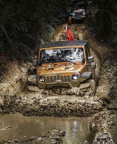 Jeep in the Mud Jeep 4x4, Jeep Rubicon, Jeep Wrangler Unlimited, Jeep Truck, 4x4 Trucks, Jeep Garage, Cars Auto, Off Road Jeep, Jeep Cj