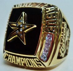 2005 Houston Astros Ring