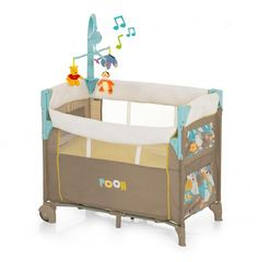 Brendon - Hauck Disney utazóágy Dream n Care Center 80x44 Pooh Spring in  the wood 981731b973
