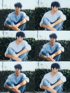 "He just folds up into ""Little Noah! Lara Jean, Future Boyfriend, Man Crush, Cute Guys, Celebrity Crush, Beautiful Men, Fangirl, Crushes, Husband"