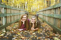 Friends and Fall Photography