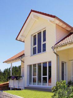 Haus landhausstil fertighaus  91 best Häuser im Landhausstil - Bauernhaus, Landhaus, Cottage ...