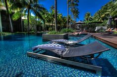 Boutique Hotel Twinpalms Phuket - Pool