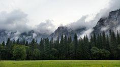 Misty Morning. Yosemite National Park [OC] [5312x2988] [5312x2988] http://ift.tt/2AGH1Cl