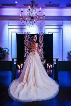 Gorgeous wedding dress idea; photo: Red Leaf Weddings   Wedding Planning by Blue Skies Events Nola