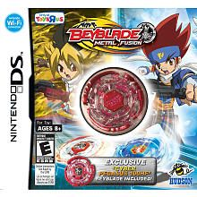 Beyblade Metal Fusion Collector's Edition for Nintendo DS - Konami - Definitely getting this for Maddox!