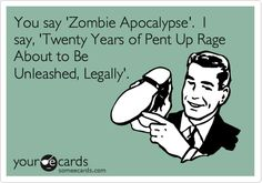 Search results for 'zombie' Ecards from Free and Funny cards and hilarious Posts | someecards.com