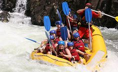 Mission Beach skydive + Tully Rafting - 2 day trip @ raging thunder adventures
