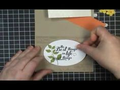 Easy Petite Petals Daffodil Punch Art