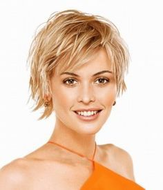 Short Hairstyles For Oval Faces Fine Hair Beautiful Short ...