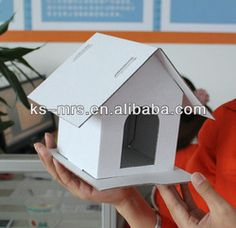 Bird House - Buy Wholesale Bird Houses,new Unfinished Wooden Bird House…