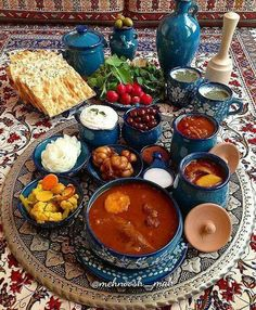 Irans food