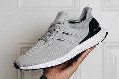 "The adidas UltraBOOST 2.0 ""Light Grey"" Has Arrived"