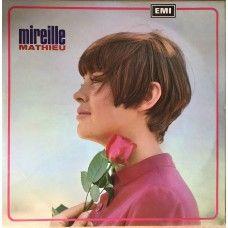 Mireille Mathieu from EMI/Columbia (SX 6210)