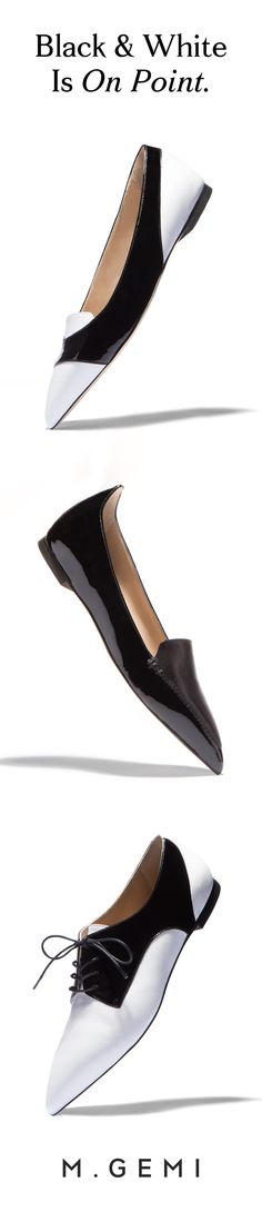 Explore sleek saddle shoes, elevated smoking slippers, and fancy flats—all in black & white. Pretty Shoes, Beautiful Shoes, Saddle Shoes, Shoe Boots, Loafer Shoes, Loafers, Trendy Womens Shoes, Zapatos Shoes, Black And White Shoes