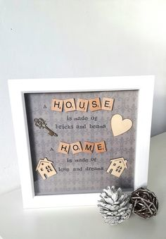 Check out this item in my Etsy shop https://www.etsy.com/uk/listing/494463982/new-home-first-home-house-warming-gift New House Gifts, New House Card, New Home Presents, Craft Presents, Family Gift Ideas, Housewarming Gift Ideas First Home, First Home Gifts, House Warming Present Ideas, Diy House Warming Gift