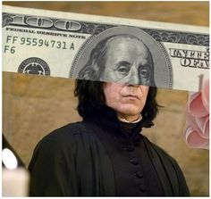 severus franklin