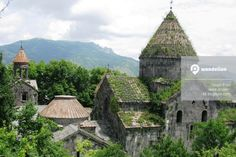 View to the 10th century #Sanahin Monastery, Lori, Armenia.