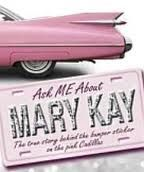 Mary Kay Pink Cadillac.....Ask me about joining Mary Kay. And the huge discount you get on our products when you do.