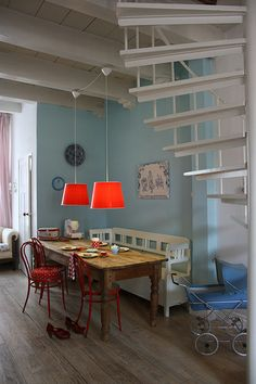 new ideas for farmhouse style living room red ceilings Living Room Red, Living Room Colors, Sweet Home, Hill Interiors, Red Walls, Home And Deco, Home Interior, Classic Interior, Interiores Design