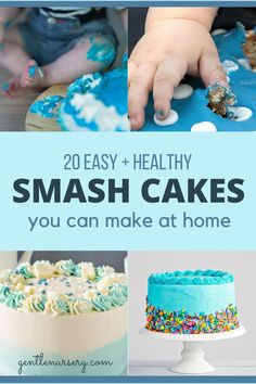 Everything from Healthy smash cake DIY tips, to Healthy smash cake boy or Healthy smash cake girl ideas and even Healthy smash cake banana recipes. If you are looking for easy healthy smash cake recipes for your baby's 1st birthday you will find everything you need on my blog. Any of these cakes will be perfect for your babys first birthday party celebration! #smashcake #firstbirthdayideas 1st Birthday Party Favors, Boys 1st Birthday Cake, Baby Cake Smash, Smash Cakes, Smash Cake Recipes, Healthy Birthday, Healthy Cake, Banana Recipes, Diy Cake