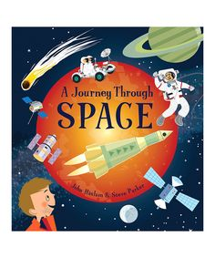 Look what I found on #zulily! A Journey Through Space Hardcover by Quarto Publishing Group USA #zulilyfinds