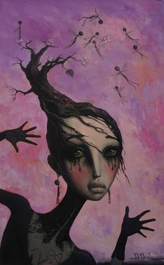 The Shadows of My Tears by borda.deviantart.com