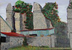 Joseph M Dunn, Manorhamilton Castle on ArtStack #joseph-m-dunn #art