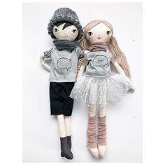 I think Lenny's a bit lost for words. Ragdoll Doll, How To Make Toys, Sewing Dolls, Cute Toys, Toy Craft, Doll Maker, Boy Doll, Soft Dolls, Fabric Dolls