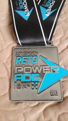 Reto Powerade   2013   10.5 km   Orgullo hacer esta carrera
