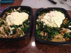 Glue Meets Paper: 3 Days of Freezer Meals: Part One (Chicken)