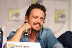 REBLOG if you love David Lyons! #ManCrushMonday #Revolution