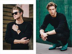 Photographer: Erik Carter | Model: Rudi Dollmayer | Stylist & Groomer: Saul Carrasco | Agency: Soul Artist Management