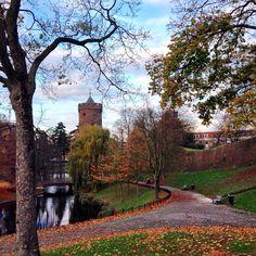 Kronenburger Park, Nijmegen, Netherlands