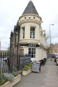 Century General Store, Abbeyhill, Edinburgh